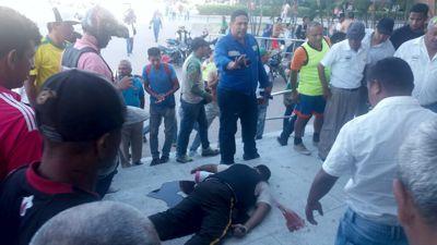 Cuatro policías y dos vigilantes muertos en Barranquilla
