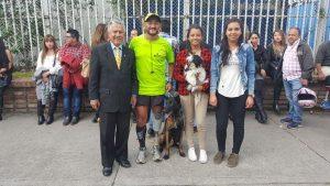 """El """"Ironman"""" colombiano estuvo en Quilichao"""