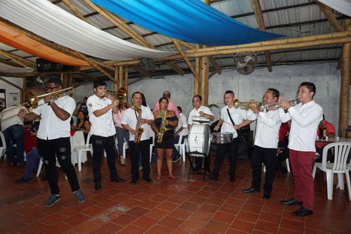 Fiesta integración familia quilichagüeña 2018