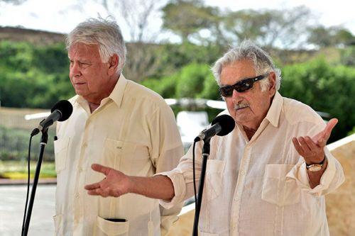 La mirada internacional de Mujica a los Acuerdos de Paz