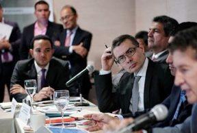 NO A LA RE-CENTRALIZACIÓN, Gobernador del Cauca