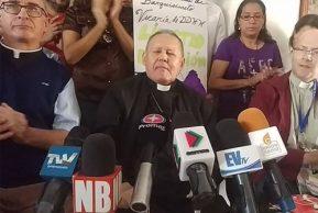 Obispos acusados por delitos de odio no están detenidos