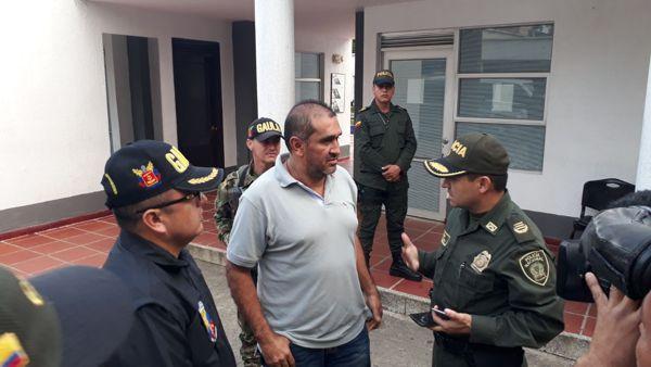 Se les voló el secuestrado… llegó a Jambaló.