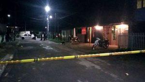 Un muerto y dos heridos dejó acto sicarial en Popayán