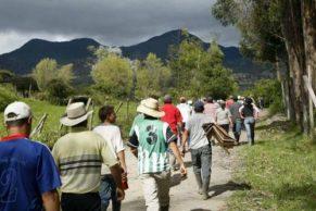 Más de mil desplazados nuevos por violencia