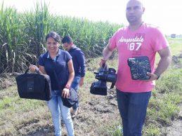 Policía Cauca recuperó material de trabajo robado a periodista de Caracol