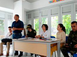 Acciones para proteger mujeres en Corinto