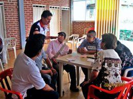 Líderes participan en creación del Plan de Desarrollo Institucional de la E.S.E Suroccidente