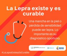 La Lepra existe en el Cauca y la Secretaría de Salud Departamental trabaja para reducir su impacto