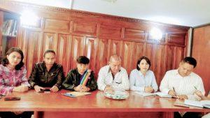 Campesinos reconocieron apoyo de Gobernación para conjurar paro