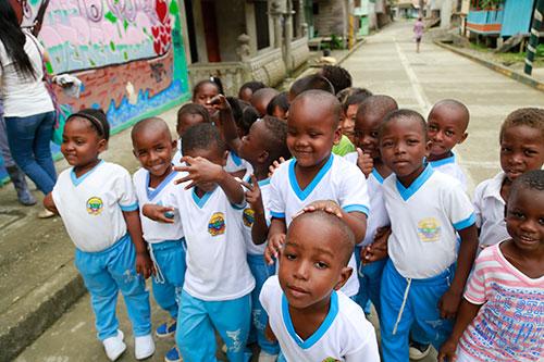 Estudiantes de Guapi recibirán uniformes
