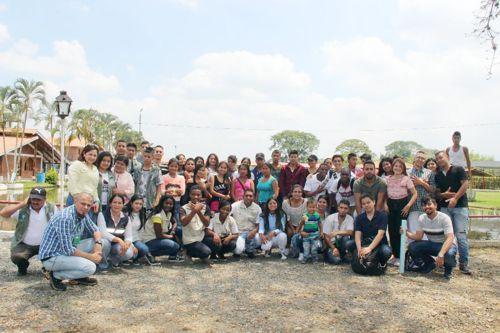 Cauca presente en la Asamblea Nacional de La Red de Jóvenes de Ambiente