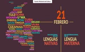Febrero 21 Día Mundial de las Lenguas Nativas