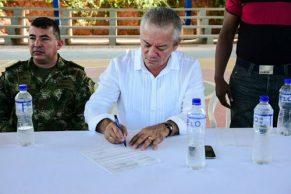 Obras para fortalecer la Cultura en El Bordo-Patía