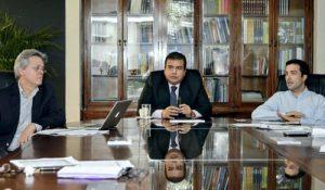 """Reunión sobre """"Doble calzada Popayán-Santander de Quilichao"""""""
