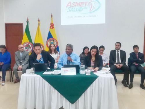 Supersalud aprobó el Plan de Transformación Empresarial de Asmet Salud EPS