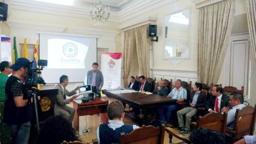 ZonaPaz continúa camino a su consolidación en el Cauca