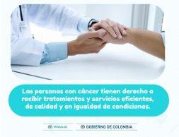 El cáncer se puede detectar a tiempo