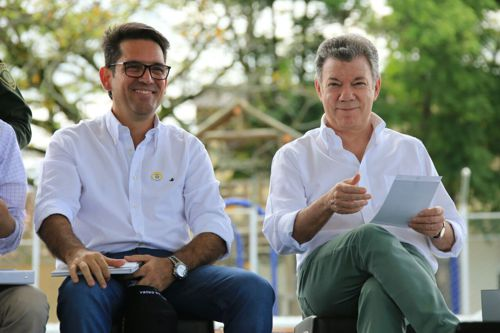 Crecimiento del campo refleja políticas que dan frutos: presidente Santos