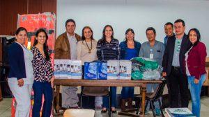 Gobernación del Cauca entrega insumos para reducir muertes maternas