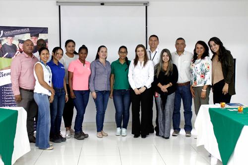 Unicomfacauca trabaja de la mano del sector productivo del Departamento