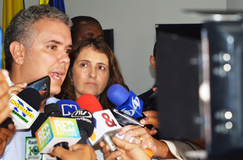 Los pronunciamientos de Iván Duque en Popayán