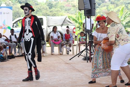 Fundación PLAN por la niñez colombiana