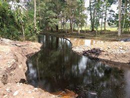 Calamidad pública en Barrancabermeja por derrame de crudo