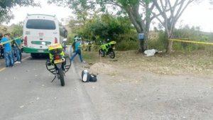 Dos policías resultaron muertos en Mercaderes