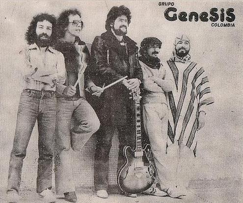 El rock colombiano nació en la sala de mi casa