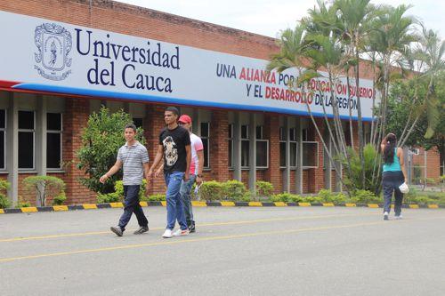 """""""Tomarse la vía es desproporcionado"""": rector Diago"""