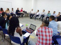 Rector de Unicauca se reunió con consejo estudiantil