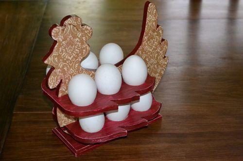 Omelette de huevos cocidos, tasas inalteradas y eventualidades