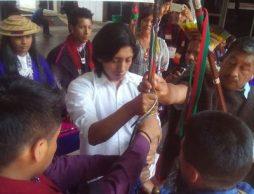 Posesión Cabildo Indígena Universidad del Valle