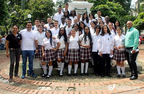 Unicomfacauca cumple 17 años de trayectoria académica con impacto social