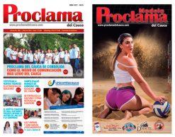 Lea gratis la edición impresa No. 398 de Proclama del Cauca