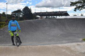 Bicicrosista caucana correrá al lado de Mariana Pajón