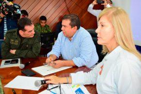 Fuerzas militares controlarán frontera entre Valle y Cauca para neutralizar narcotráfico