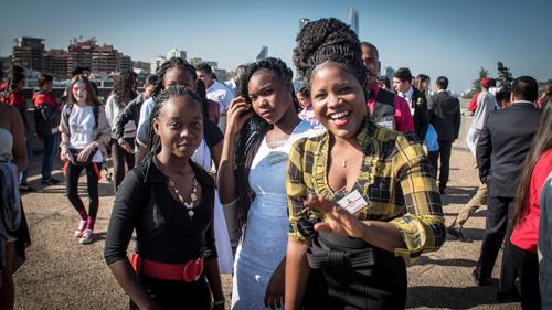Llamado a jóvenes que estén realizando proyectos de desarrollo sostenible