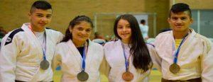 Cauca presente en Campeonato Nacional de Judo en Cali