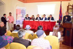 Negociador de los Diálogos con el ELN presentó avances en Popayán