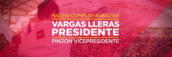 Germán Vargas Lleras Campaña Presidencia
