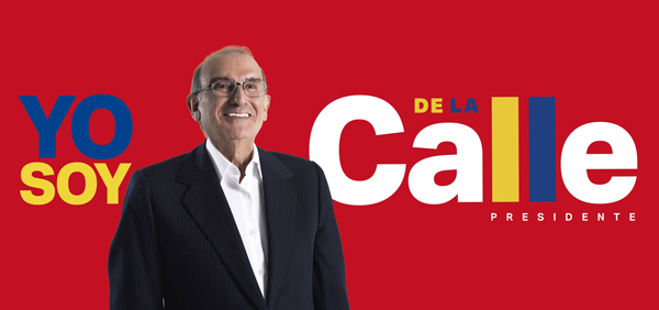 Humberto De La Calle Campaña Presidencia
