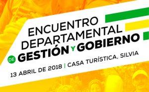 Encuentro de los alcaldes del Cauca en Silvia