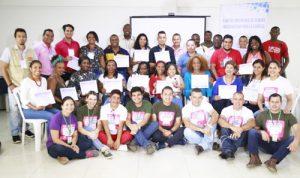 Periodistas se formaron en la promoción y defensa de los derechos de la mujer
