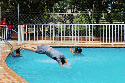 Caloto tiene ahora piscina pública municipal