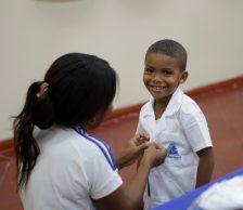 Atención integral a niños del norte del Cauca