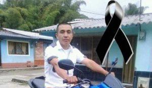 Asesinado otro líder social en Rosas, sur del Cauca