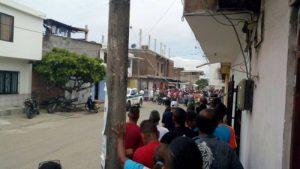 Atentado en Corinto contra 4 policías, 3 civiles heridos
