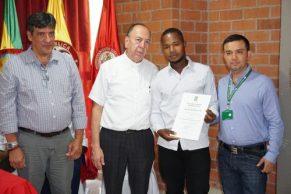 Certifican a nuevos técnicos electricistas en Quilichao